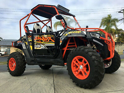 Synergy Spider Gt 400Cc Sports Side X Side Dune Buggy Go Kart Utv Atv Quad