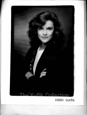 Robin Curtis - 8x10 Headshot Photo w/ Resume - Star Trek III - Search for Spock