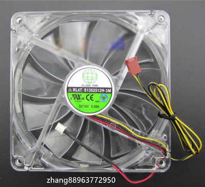 FOR RL 4Z S1352512H-3M cooling fan with 135*135*25mm 12V 0.33A #3