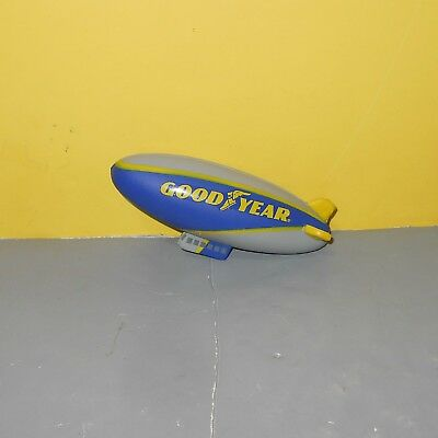GOODYEAR BLIMP Stress Reliever Squeeze Toy Wingfoot One Airship Zeppelin 4.5""