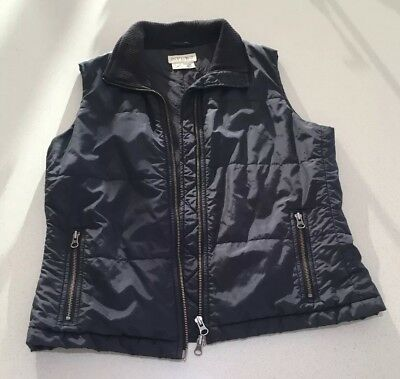 Country Road Puff Vest Sz M