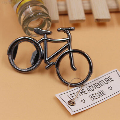 DFAB Bicycle Shape Metal Beer Bottle Opener Home Kitchen Wine Portable Tool