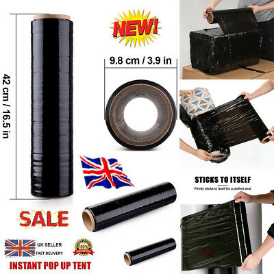 Black Stretch Wrap Film,cling,shrink for wrapping,plastic,film or packaging