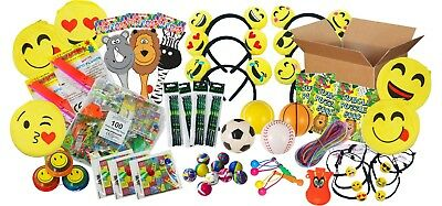 250 Tombola Toys Pta Party Fundraising Boys Girls School Fete Prizes Bag Fillers