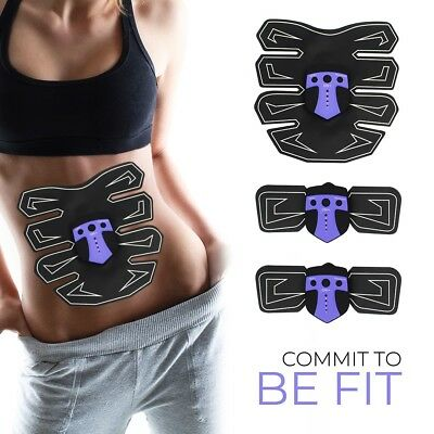 ABS Simulator Portable Ultimate Abdominal Muscle Toner Massage Workout