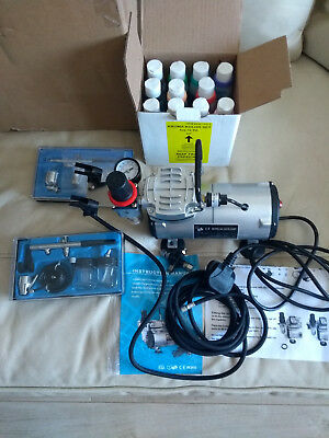 Airbrush Compressor As18-2