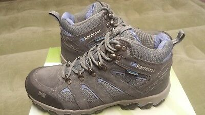 Karrimor Bodmin mid V Ladies Weathertite walking / hiking boots size 5