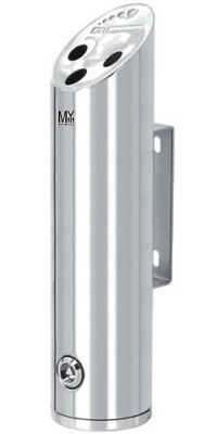 Mywashroom Commercial Wall Mounted Stainless Steel Ashtray (Factory Outlets)