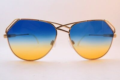 Vintage Cazal sunglasses made in Germany 58-14 gradient tinted KILLER ***