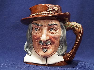 Early Production Izaak Walton Royal Doulton Toby Jug D6404 Compleat Angler