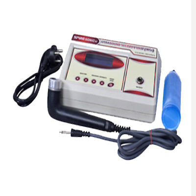 Lowest Price Ultrasound Therapy Unit(1 Mhz) With Briefcase LCD Low weighted
