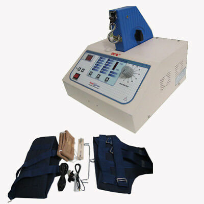 Electrotherapy digital traction unit for Physiotherapy  Cervical Traction unit