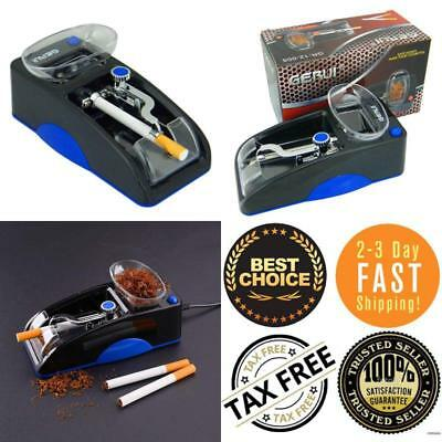 Powermatic 2 Ii + Electric Cigarette Rolling Machine Make King Amp 100 Mm TAX0