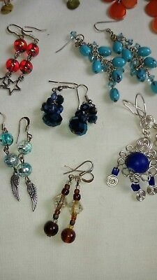 Job Lot of Vintage and Modern Earrings for Pierced Ears
