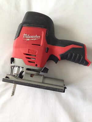Milwaukee M12 jigsaw, body only, excellent condition