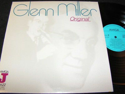 Glenn Miller Original - Amiga Jazz - 85602 blue label