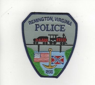 Remington Police Virginia (Train)