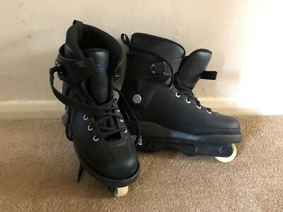 Razors Cult Street Rollerblades, Black, UK size 12 little used
