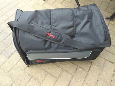 Stagg SPB-12 12 inch Padded Bag for PA Wedge Speaker
