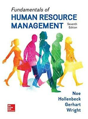 Fundamentals of Human Resource Management 7th/U.S. Edition 9781259686702 (PDF)