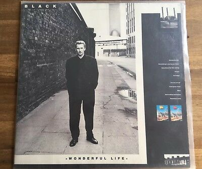 Black - Wonderful Life LP Vinyl
