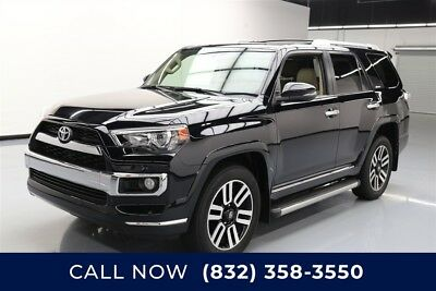 Toyota 4Runner AWD Limited 4dr SUV Texas Direct Auto 2015 AWD Limited 4dr SUV Used 4L V6 24V Automatic 4WD SUV
