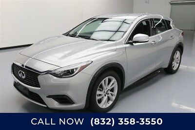 Infiniti QX30 Luxury Texas Direct Auto 2018 Luxury Used Turbo 2L I4 16V Automatic FWD SUV Premium