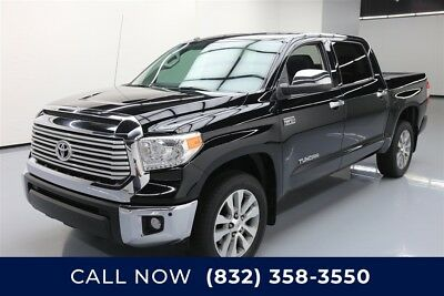 Toyota Tundra Limited Texas Direct Auto 2017 Limited Used 5.7L V8 32V Automatic RWD Pickup Truck