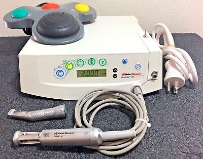 W&H Nobel Osseoset 100 Dental Implant Console Complete Unit Motor HP Attachment