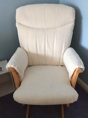 Dutailier Nursing Chair & DUTAILIER NURSING CHAIR - £31.13 | PicClick UK