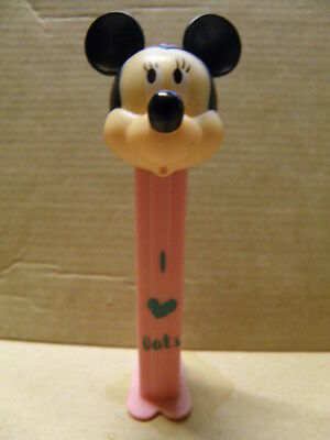Minnie Mouse Pez Dispenser Collectable