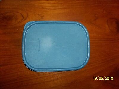 Tupperware Modular Mates #1793 Mini Rectangle REPLACEMENT SEAL ONLY Blue