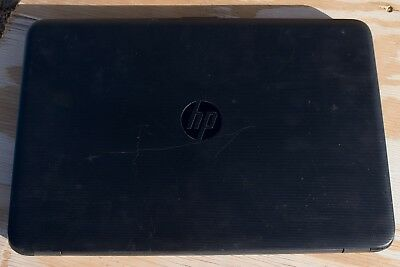 hp 15 inch laptop 500gb hd, 4gb ram