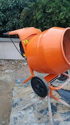 Belle Minimix 150 Cement Mixer with Stand