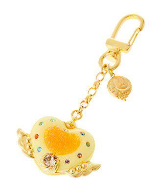 Sailor Moon Q Pot Keychain Eternal Moon