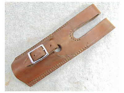 Japanese Leather Frog Bayoent Scabbard Reproduction Type 30