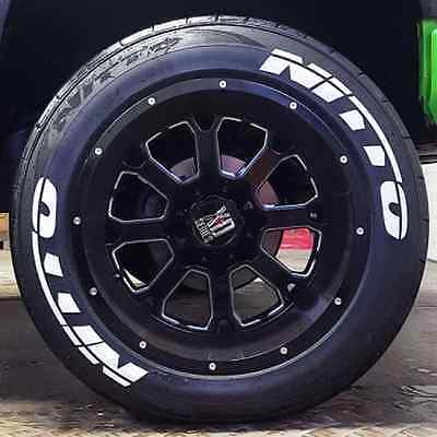 Nitto Nt555 Tire Stickers 1 25 For 19 20 21 Wheels 8pcs