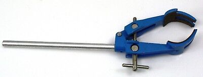 Universal Extension Clamp 4 Prong Cast Aluminum in Blue