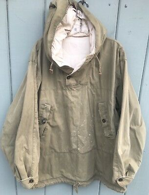 WW2 WWII US ARMY 10th MOUNTAIN DIVISION 2nd PARKA JACKET