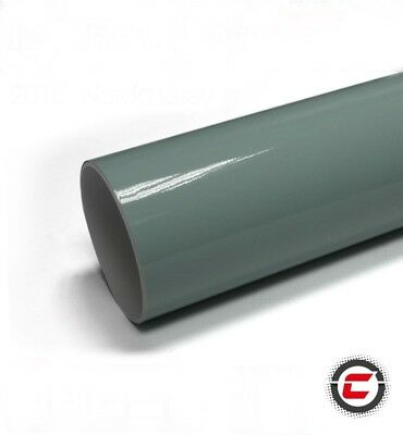 Nardo Grey Vinyl Car Wrap (Bubble Free Application) Various Sizes