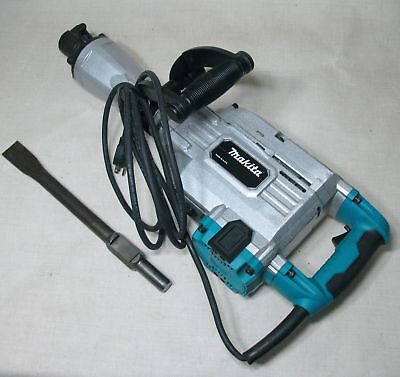 Makita Jack Demolition Hammer 35 Lb Electric Made In Usa Working Project