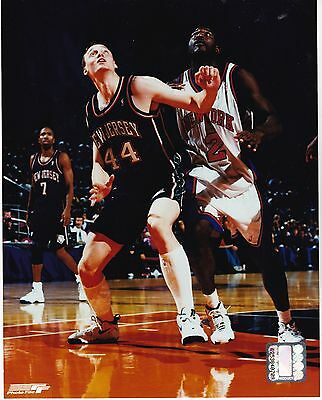 1997 NBA Licensed Photo KEITH VAN HORNE  KENNY ANDERSON 8 x 10 Glossy Color