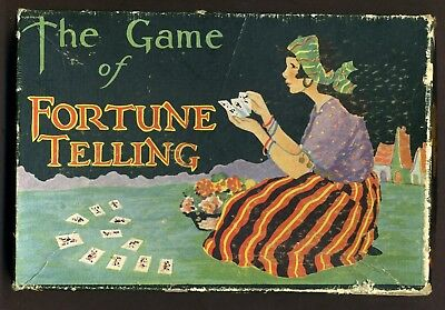 The Game of Fortune Telling, US 1930
