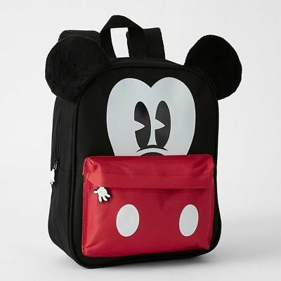 NEW Disney Mickey Mouse Backpack Kids