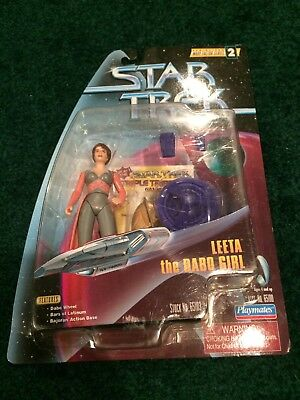 Star Trek Playmates Leeta the Dabo Girl figure