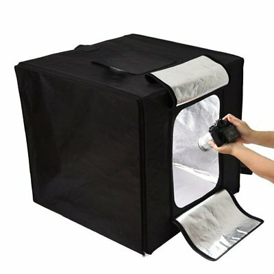 Godox LST80 60W Triple-light LED Mini Photo Studio Box For Camera Macro Shooting