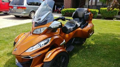 2014 Can-Am RTS  Can Am SPYDER RTS SE6