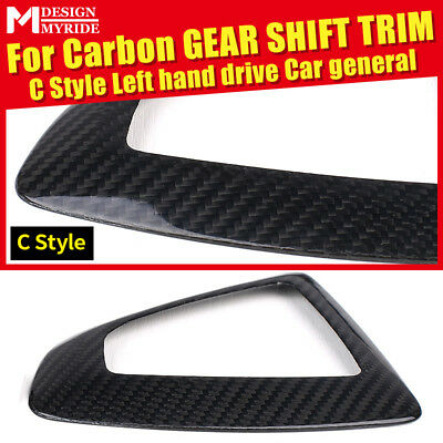 For BMW F01 F02 G11 G12 733 Left hand drive Carbon car Gear Shift Surround Cover