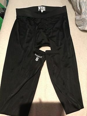 Proskin Black Medium Bottoms long length