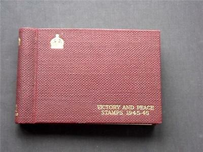 """13573aj BRITISH COMMONWTH 1945 MINT & USED """"VICTORY"""" STAMPS COLLECTION MANY SETS"""